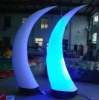 2012 Wedding decoration/Glow in the dark - Inflatable lighting arch