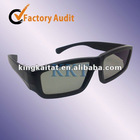 Polarized passive 3d glasses china price