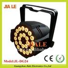 100w 24pcs 4in1 rgbw led par light led stage light