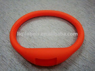 silicone bracelet: silicone wristban Silicone slider zipper slider rubber puller Silicone watch Power Ion Silicone Watch