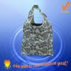 flower pattern printing polyester bag