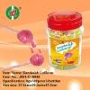 Sandwich Lollipop / ball / fruity / lollipop