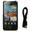 Capacity 2200mAh External battery case for Samsung i9100 Galaxy S2 Hot Sale