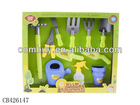 plastic garden tool toys