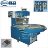 Turntable High Frequency Paper Card Blister Packaging Machine