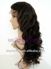 Top Quality 100% Remy Indian Hair CH-HW2114 Grade AAA - Full Lace Wig- Body Wave