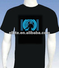 On sale ! party dancing led equalizer t-shirt xxxl
