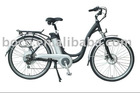 Lithium power Aluminum Electric Bicycle