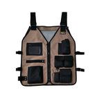 Khaki Tool Vest/Waistcoat