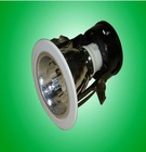 ST-Q143B round Recessed Fitting Down Light with G24