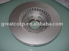 BRAKE DISC FOR KIA RIO