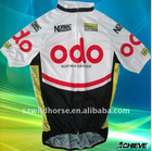 sublimation custom cycling wear