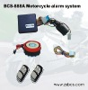 BCS-888A Motorcycle alarm without remote starter