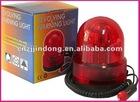 Supply Magnetic DC 12V revolving warning light