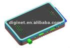 (Manufactory supply) mini hd receiver dvb-s2,Mini HD Receiver with CCcam, Newcamd Sharing, Mini HD Receiver with Wifi, Youtube