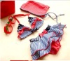 Wholesale sexy baby swimsuit for children bathing suit for baby bikini