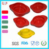 Recycled Eco-friendly Silicone Folding Bowl Kitchenware Measuring Cup Cheap Wholesale