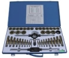 45pcs Metric Tap and Die Set (Ti coating)