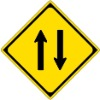 traffic stree sign
