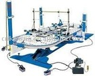 frame straightening machine