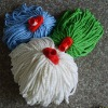 Microfiber Yarn Wet Mop Head