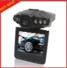 "HD Portable Car DVR with 2.5"" TFT LCD Screen"