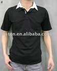 100% Cotton Novel Style Popular Short Male Polo-Shirt