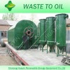 BEST AFTER SALES SERVICE pyrolysis tire recycle plant