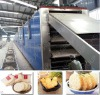 HG manufacturing rice cracker line production