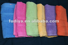 Solid Colors Plain Bath Towels In Stock(Terry Cotton)