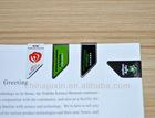 customize metal bookmarks