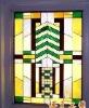 church glass/tiffany glass/art glass/multicolor glass/decorative glass W-104