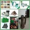 coconut charcoal briquette production line for sale