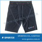 OEM spandex sports performance compression short