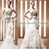 Wholesale CONIEFOX one shoulder Fashion bridal gowns 90066