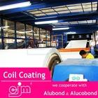Coil Coating Production Line/Aluminium Painting Machine