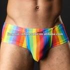Men's Rainbow Boxer