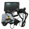 7 inch Portable Digital TV with DVB-T