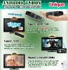 ANDROID 4.0 google tv box with skype video talking +Support external IP Camera+Support DLNA