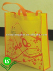 Promotional shopping bag nonwoven handle bag