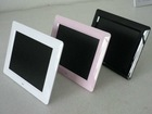 "8"" 8 Inch Digital 7"" Wide Screen TFT LCD Desktop Digital Photo Frame with SD/MMC/TV Out"
