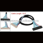 DF14-20-S6 LVDS LCD Dispaly Cable Lines for TV DVD VCD