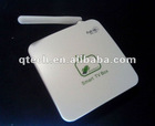 New smart TV BOX google TV box Android 4.0 1GB DDR3/4GB ROM support external 3G