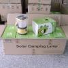 Portable 1.3W high light LED Solar Camping Lantern