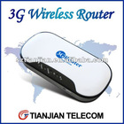 3g wifi pocket router 802.11b/g/n