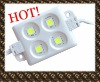 4pcs SMD5050 waterproof high brightness smd plastic injection led module