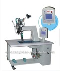Raincoat hot air seam sealing machine