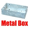Metal Box/ Metal slotted metal coin box