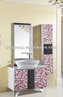 Modern Aluminum alloy bathroom Cabinets HB-2013