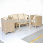 New Leisure Rattan sofa Modern furniture garden set PRS-024